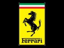 Ferrari Logo mit aufbäumendem Pferd; Neuwagen mit kompetenter Beratung
