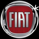 Logo des italienischen Herstellers Fiat