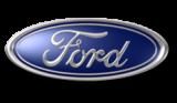 Logo des amerikanischen Fahrzeugherstellers Ford; Neuwagen mit kompetenter Beratung