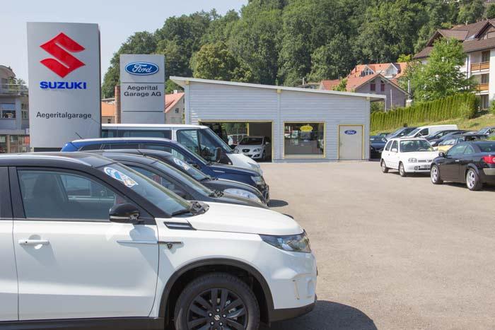 Unsere Produktpalette mit Suzuki & Ford Fahrzeugen; Neuwagen mit kompetenter Beratung