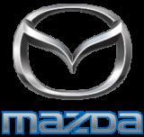 Logo des Autoherstellers Mazda