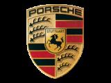 Markenlogo der Porsche-Werke; Neuwagen mit kompetenter Beratung