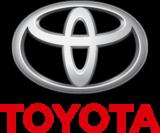 Fahrzeughersteller Toyota Logo; Neuwagen mit kompetenter Beratung