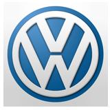 Logo des mittlerweile weltweit grössten Fahrzeugherstellers Volkswagen